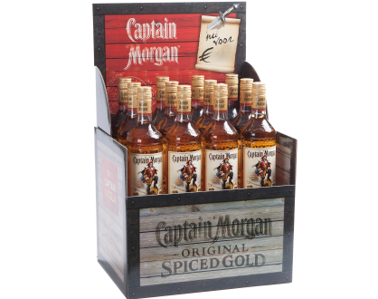 Captain Morgan Treasure Case