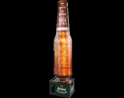 Draaiende flessendisplay Brand