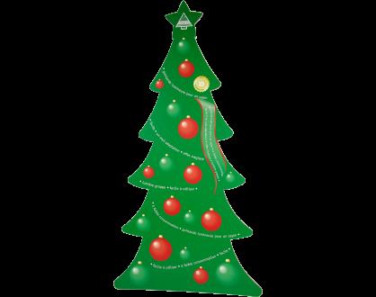 Kerstboom Display