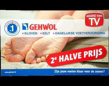 Showcard Gehwol